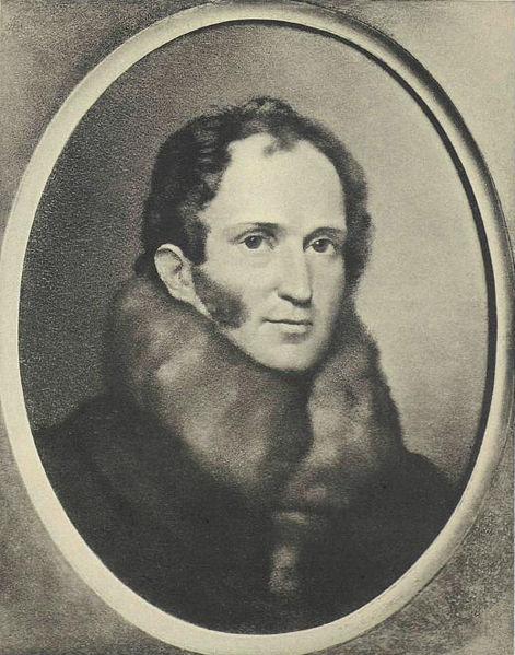 Князь Г.И.Гагарин (1782-1837)