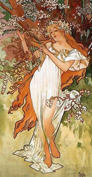 Mucha-Spring, 1896 (363x700, 63Kb)