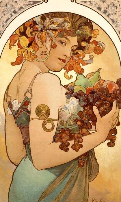 фрукты, 1897 (419x700, 88Kb)