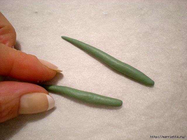 декорирование подсвечника тюльпанами из холодного фарфора (6) (640x480, 177Kb)