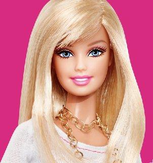 barbie_profile (302x320, 24Kb)