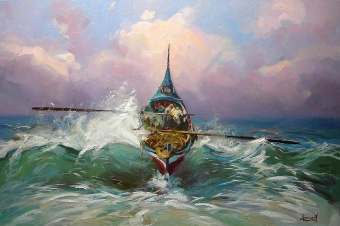 Antonio Duarte - Portuguese painter - Tutt'Art@  (2) (700x467, 218Kb)