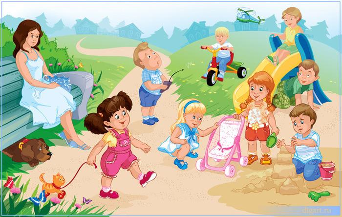 Правилами для родителей правило Приводите ребенка в детский сад до 30