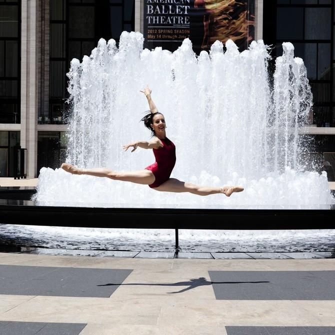 Lisa Tomasetti балерины на городских улицах 4 (670x670, 121Kb)