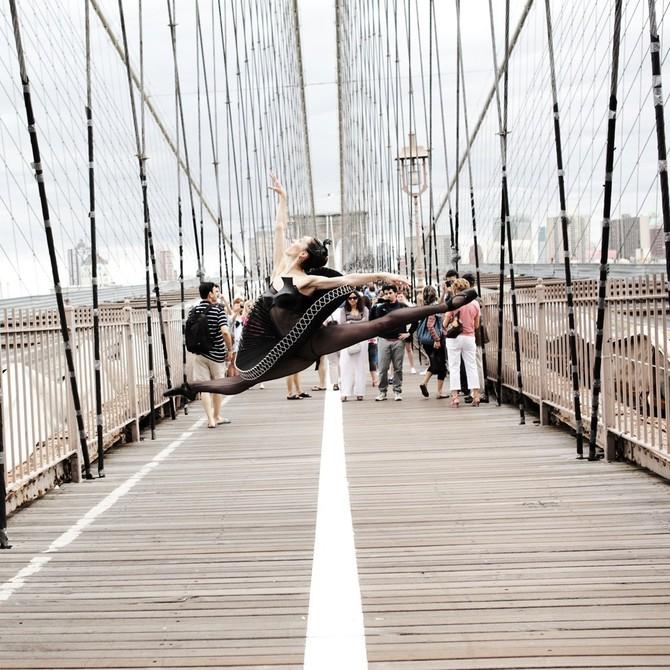 Lisa Tomasetti балерины на городских улицах 6 (670x670, 146Kb)