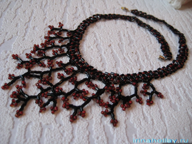"""Плетение из бисера: мозаичное плетение и кирпичный стежок.  Плетение  """"Кораллы """" Техника  """"Кораллы """" является..."""