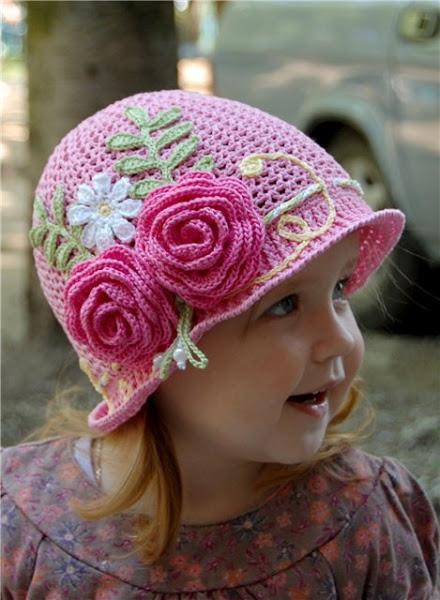 розовая шляпка-клумба (1) (440x600, 79Kb)