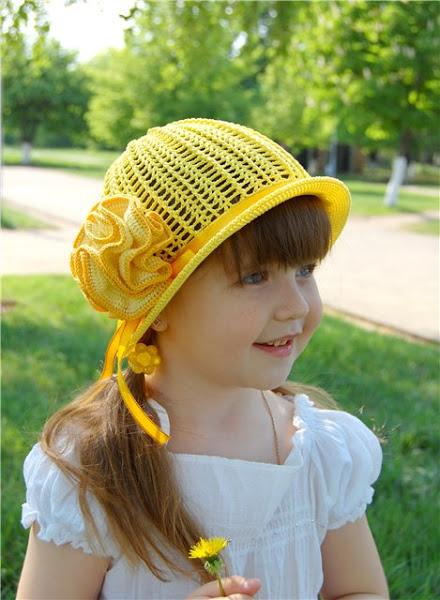 шляпка желтая (1) (440x600, 84Kb)