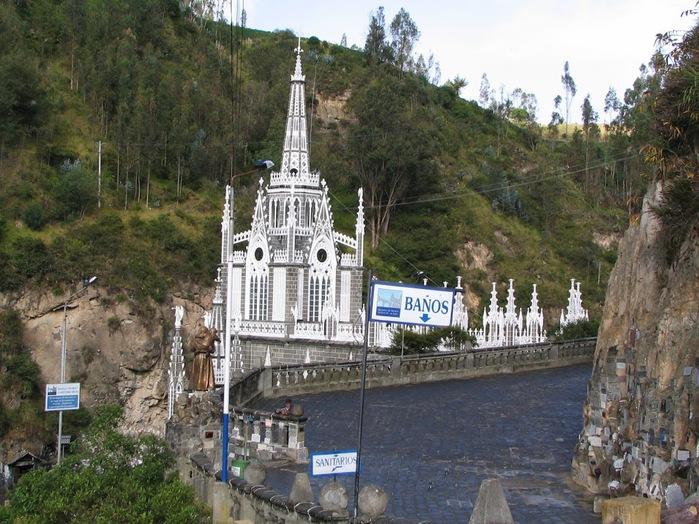 Кафедральный собор Лас-Лахас в Колумбии 86147