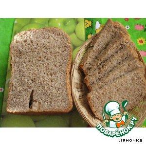 Хлеб серый рецепт для хлебопечки