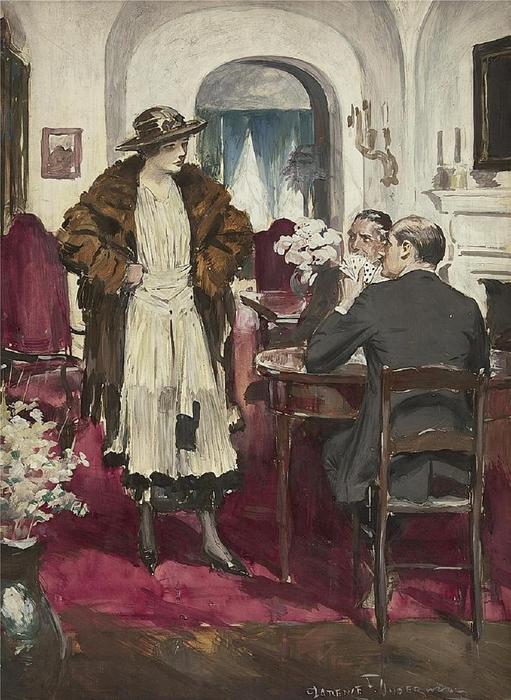 Clarence Frederick Underwood 1871 - 1929j (511x700, 300Kb)