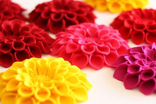 цветы своими руками (500x333, 65Kb)