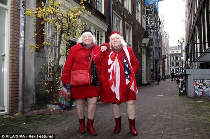 Старейшие проститутки Голландии ушли на пенсию Екатерина Сидорова