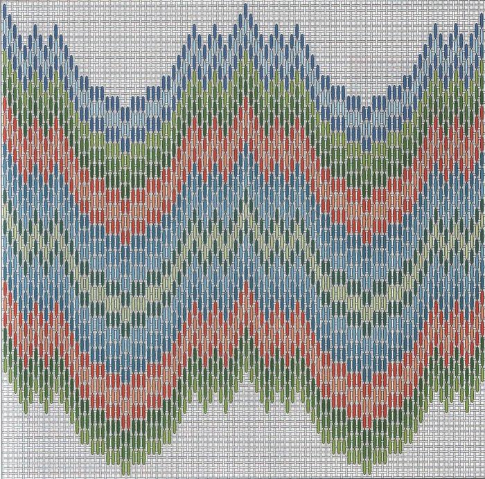 Схемы вышивок Барджелло