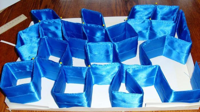 Коробка для белья своими руками мастер класс 35