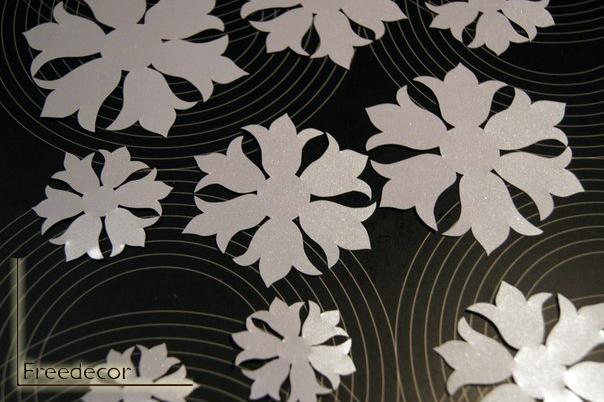 цветы из термопластика (12) (604x402, 206Kb)