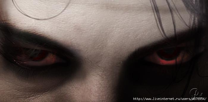 фото глаз дьявола