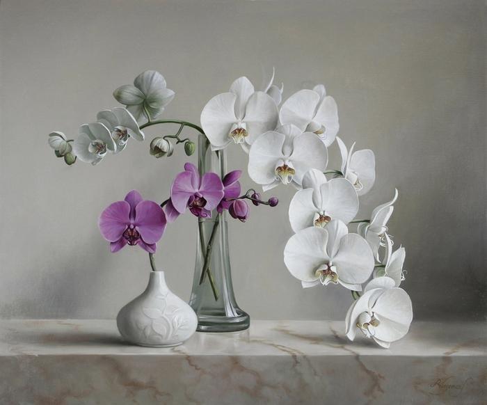 цветочные натюрморты Pieter Wagemans 7 (700x582, 158Kb)