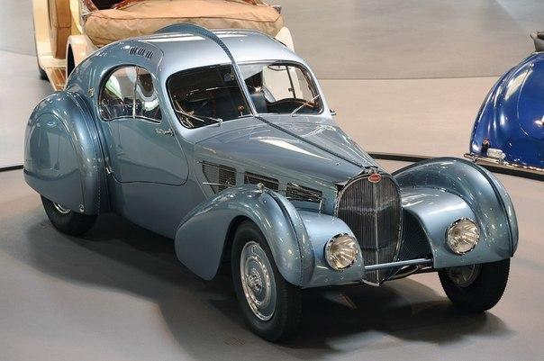 Bugatti Type 57SC Atlantic раритетное авто фото (604x401, 52Kb)