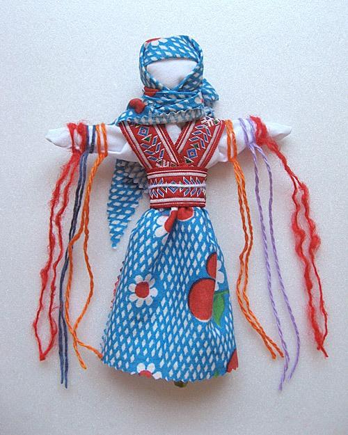 Обрядовая кукла своими руками фото