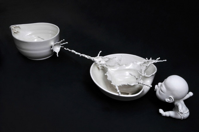 Johnson Tsang динамичные скульптуры фото 2 (680x452, 58Kb)