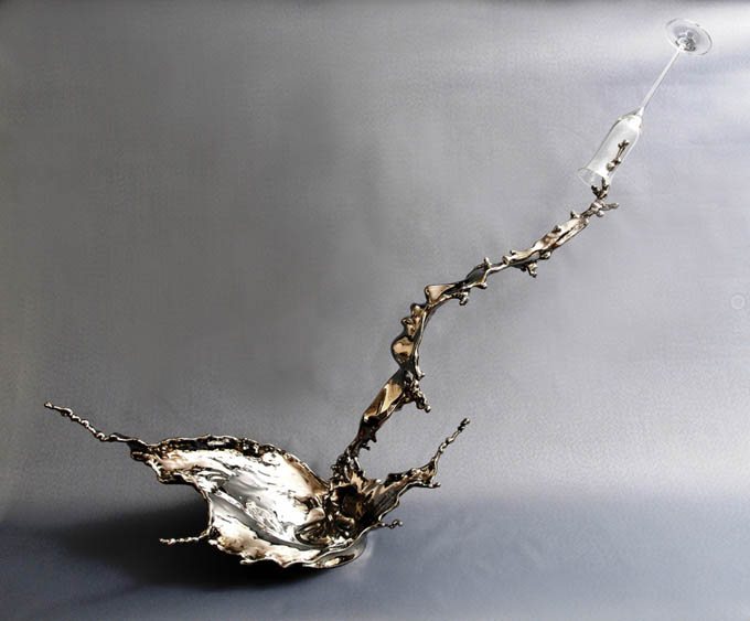 Johnson Tsang динамичные скульптуры фото 10 (680x563, 54Kb)
