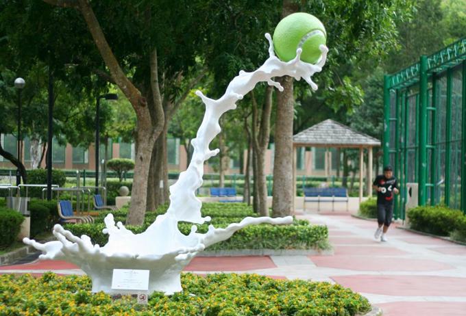 Johnson Tsang динамичные скульптуры фото 12 (680x462, 623Kb)