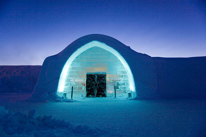 ледяной отель в швеции 1 (670x447, 49Kb)