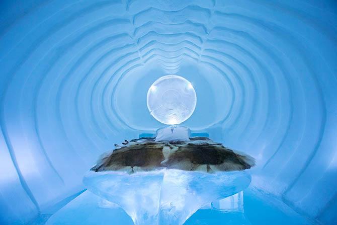 ледяной отель в швеции 7 (670x447, 49Kb)