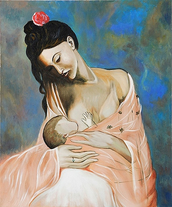 maternity_pablopicasso (583x700, 338Kb)