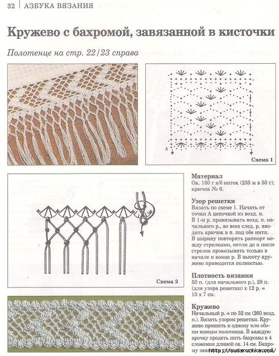 """Учимся вязать крючком.  Техника, узоры, модели """" и Глория Вайн  """"2000 эксклюзивных узоров для вязания """" ."""