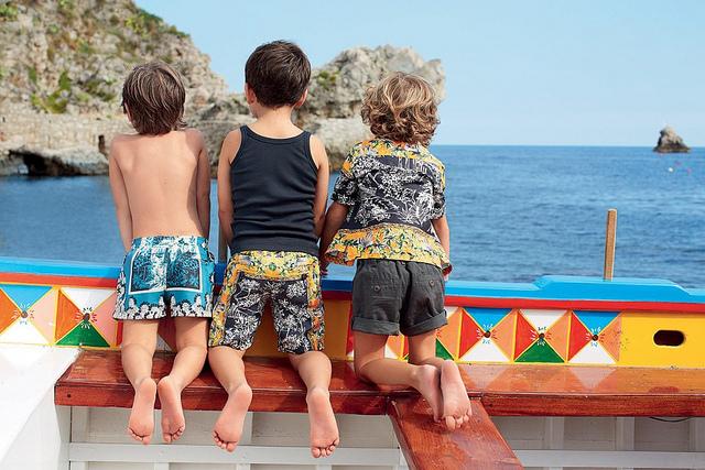 детская коллекция Dolce&Gabbana 4 (640x427, 181Kb)