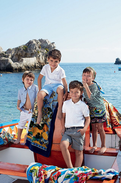 детская коллекция Dolce&Gabbana 6 (426x640, 188Kb)