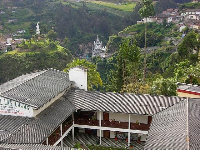 Кафедральный собор Лас-Лахас в Колумбии 66632