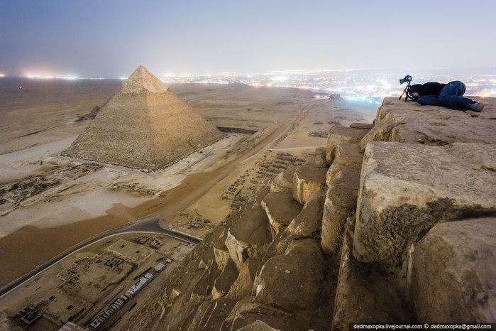 египетские пирамиды фото 5 (700x466, 73Kb)