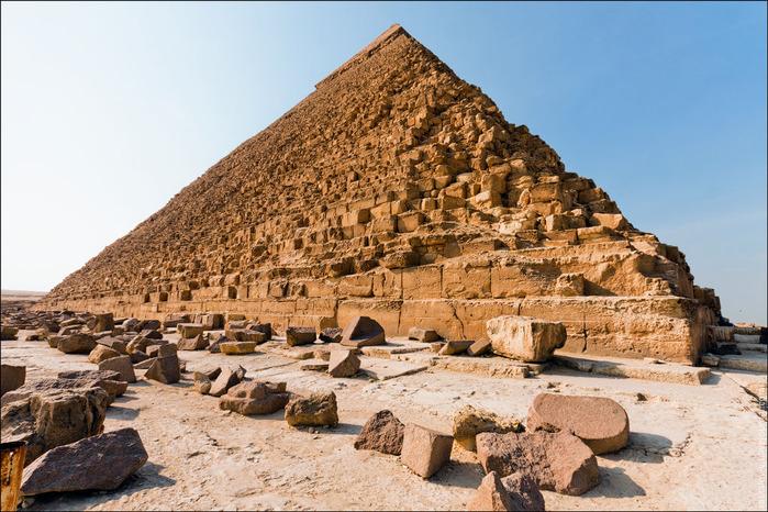 египетские пирамиды фото 10 (700x466, 166Kb)