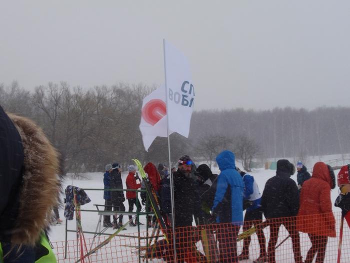 Закрытие лыжного сезона в Альфа-Битце (фото) - фото 12