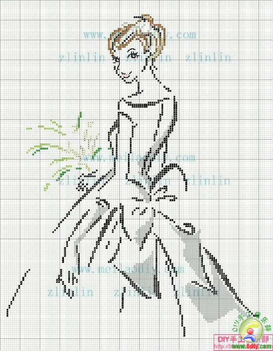 Схема для вышивки Еще Схемки-3 ФОТО #5.