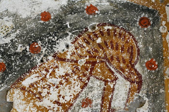 Эгри Таш. Часть льва Даниила  (700x467, 259Kb)