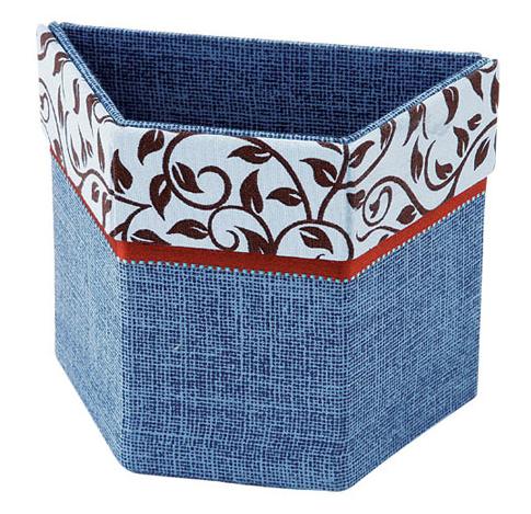 коробочка из джинсов и картона своими руками (1) (485x469, 413Kb)