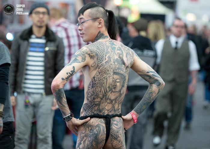 Съезд татуировщиков фото 1 (700x497, 138Kb)