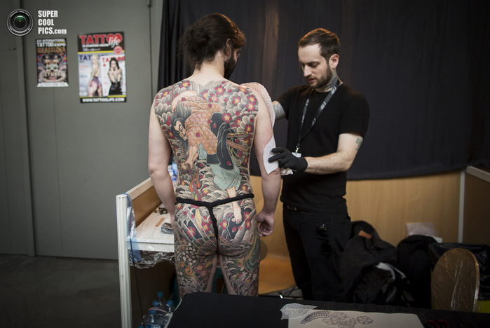 Съезд татуировщиков фото 3 (700x468, 109Kb)