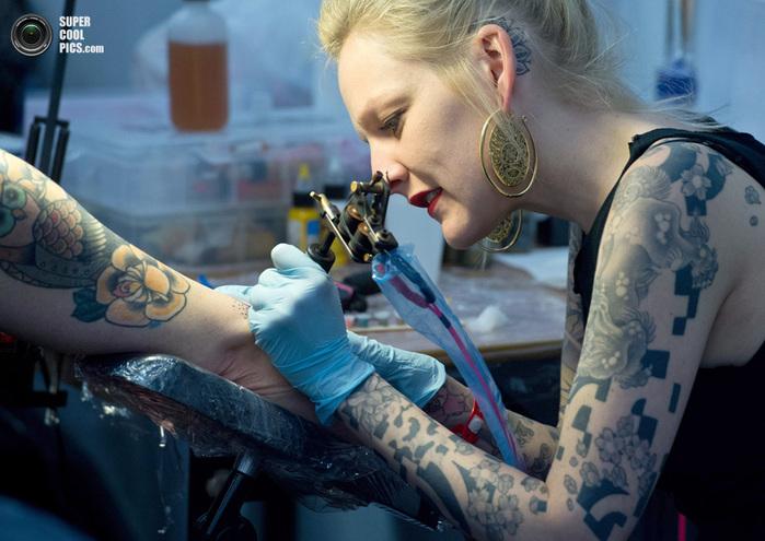 Съезд татуировщиков фото 5 (700x495, 139Kb)