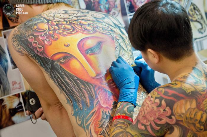 Съезд татуировщиков фото 7 (700x465, 173Kb)