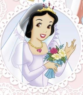 Свадебное платье диснеевской Белоснежки и другие её наряды