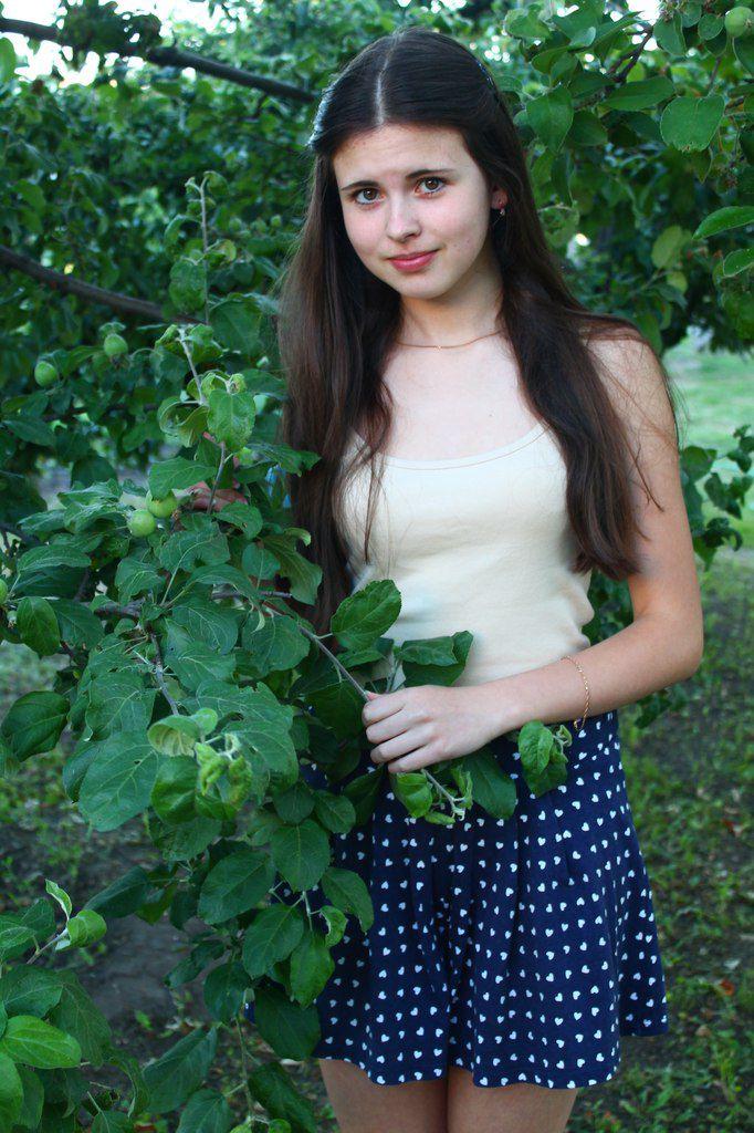 Настя, 15, Воронеж