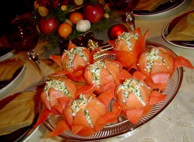 Вторые блюда на праздничный стол видео
