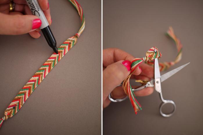Сделать браслеты своими руками фенечка