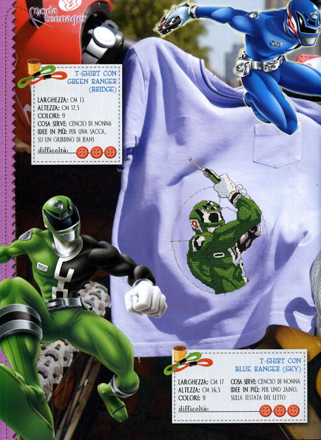 Вышивка для мальчиков - Power Rangers SPD (6) (468x640, 122Kb)