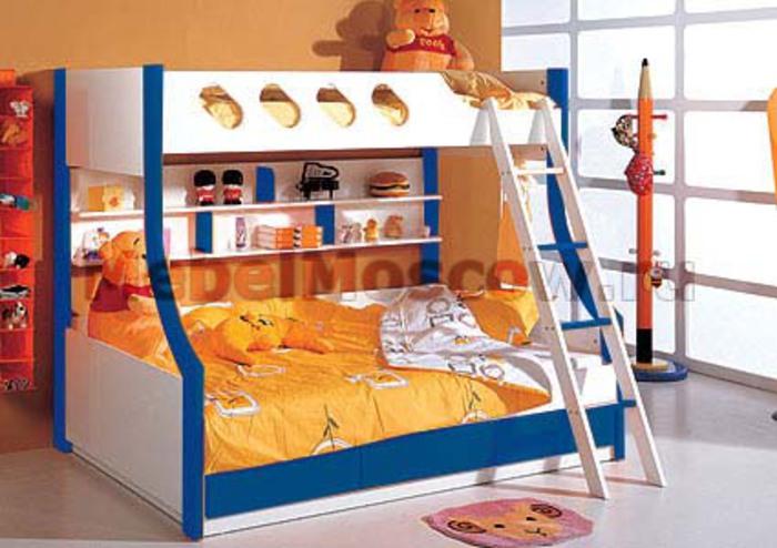 кровать-чердак двухярусная кровать (29) (700x494, 84Kb)